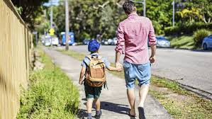 Image result for images of kids coming home from school