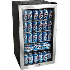 countertop locking glass door beverage refrigerator display cooler mini fridge 299 00 pic