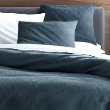 blue duvet covers and pillow shams crate barrel for cover queen ideas 4 twin bed trundle crate and barrel bedspreads twin bed