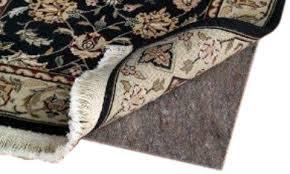 3 x 5 ultra plush non slip rug pad for hard surfaces and carpet souq uae