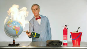 Bill Nye Brings Out The F Bombs And A Blowtorch To Talk Climate