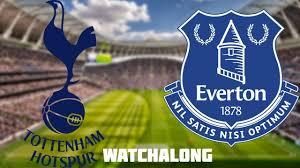 1-0 Tottenham vs Everton Live Stream Football Watchalong Premier League  live Spurs vs Everton live - YouTube