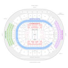 scotiabank arena formerly air canada centre toronto maple leafs suite map and seating