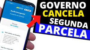Segunda PARCELA do Auxílio Emergencial É CANCELADA - 2 parcela do auxilio  emergencial - YouTube