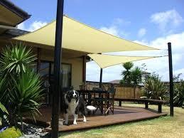 diy backyard canopy deck canopy a patio shade sail build canopy shade