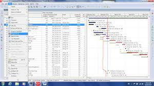 Primavera P6 R8 2 Progress Line On The Gantt Chart