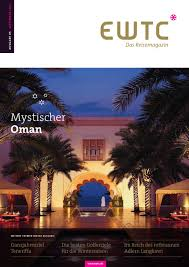 Ewtc Reisemagazin 92012 By Ewtc Emirates World Travel