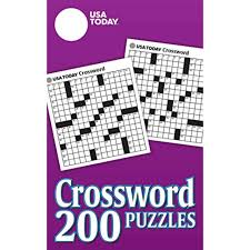 USA TODAY Crossword: 200 Puzzles From ...