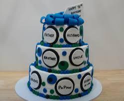 70th Birthday Cake Cakecentralcom