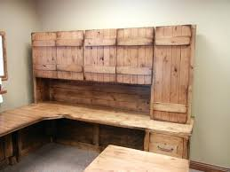 rustic home office desk. pine home office furniture rustic desk r