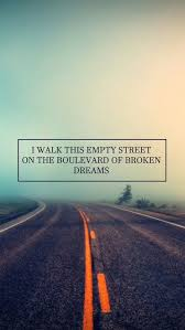Boulevard Of Broken Dreams Quotes Best of Green Day Boulevard Of Broken Dreams Image 24 By KSENIAL