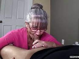 Granny Sucks Young Dick