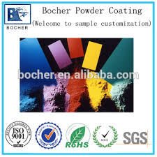 Ral Color Chart High Temperature Curing Powder Coating For Steel ...