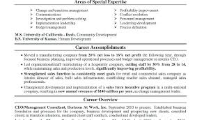 Mckinsey Sample Resume Business Consultant Sample Resume Awesome ...