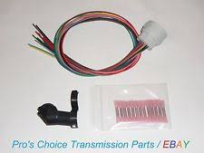 le harness rostra external wire harness repair kit fits gm 4l80e 4l85e transmissions