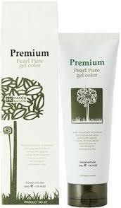 <b>Гель</b>-<b>маникюр для волос</b> (пепельн.) [Haken] Premium Pearll Pure ...