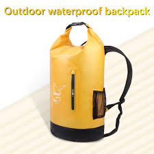 New 20L 35L Waterproof Bags Double <b>Dry Bag Backpack</b> For ...