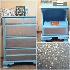 diy glitter furniture. DIY Glitter Chairs Julia Hohne. 10 Beste Ideer Om Dresser P Pinterest Restaurerte Diy Furniture
