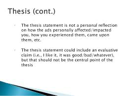 advertisement analysis essay advice