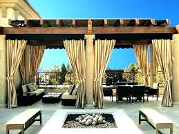 outdoor porch curtains. Outdoor Curtains For Patio Exterior Canvas Best Of Fabulous . Porch A