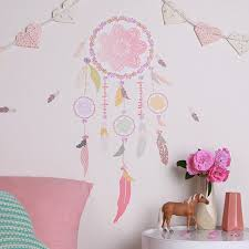 Purchase Dream Catchers Dreamcatcher Fabric Wall Decals by Love Mae RosenberryRooms 78