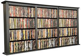 Dvd Book Shelf 83 Creative Furniture On Dvd Racks Storage