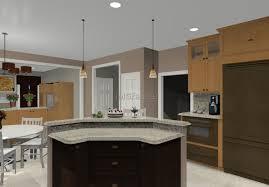 Corner Kitchen Island | Home Design