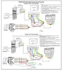trane heat pump low voltage wiring trane image wiring diagram for outdoor thermostat wiring image on trane heat pump low voltage wiring