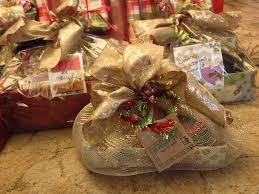 Gift Basket Wrapping Ideas Recycled Gift Basket Ideas A Candy Land Filled With Beauty