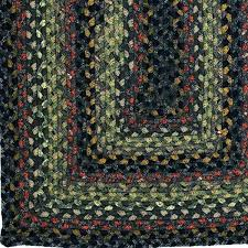 cotton braided rug enigma cotton braided rug by country barn cotton braided rugs made in usa