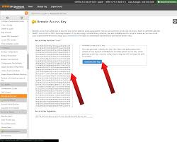 Access Key How To Setup A Remote Access Key In Cpanel 11 Liquid Web
