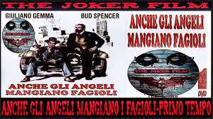 ANCHE GLI ANGELI MANGIANO FAGIOLI 1 TEMPO - Video Dailymotion