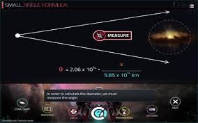 Interactive Star Chart