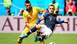 Resultado de imagen de francia 2 1 australia directo