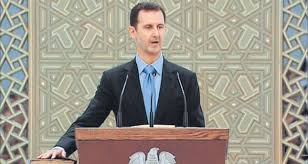Image result for Syria's President Bashar Assad is sworn for his third PHOTO