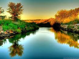 Download Beautiful River Wallpapers HD ...