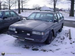 1989 Chevrolet Celebrity Eurosport Wagon related infomation ...