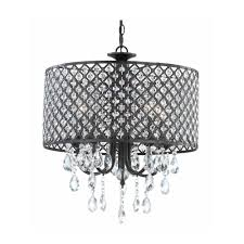 kitchen lovely drum chandelier with crystals 31 awesome crystal pendant light beaded shade in 25 lovely