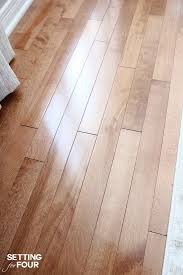 deep clean hardwood floors. How To: Deep Cleaning Hardwood Floors To A Shine! Get The Tips At SettingforFour Clean O