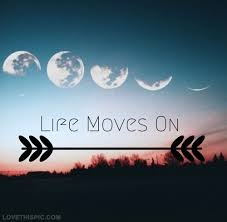 Life Moves On Quotes Extraordinary Life Moves On Pictures Photos And Images For Facebook Tumblr