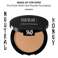 make up for ever pro finish multi use powder