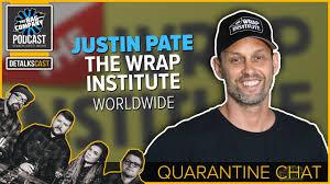 Justin Pate of The Wrap Institute | DETALKSCAST | TRC PODCAST ...