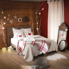 amusing bedroom decor with rustic beauty white