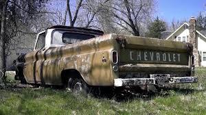 1966 Chevrolet c10 - YouTube