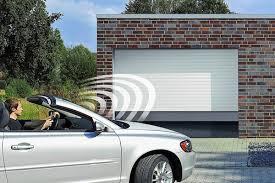 roller doors for the garage an