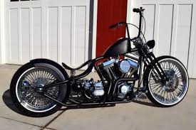 2017 custom built motorcycles bobber black for sale craigslist