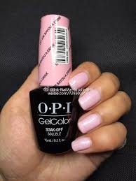 Opi Gel Light Opi New Orleans Opi Gel Nail Colors Opi Gel Nails Pink