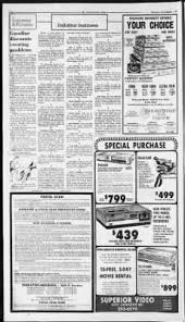 The Indianapolis Star from Indianapolis, Indiana on November 1, 1982 · Page  8