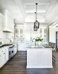 dark floors white cabinets off