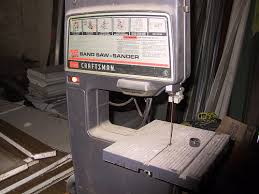 80 bandsaw blade. sears 113.24331 12 inch band saw sander (not my photo; i pulled it off 80 bandsaw blade